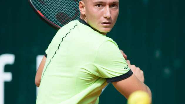 Денис Евсеев стал победителем международного турнира ITF Futures