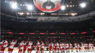 Хоккеисты России и Чехии едва не подрались на рукопожатии после матча МЧМ-2019
