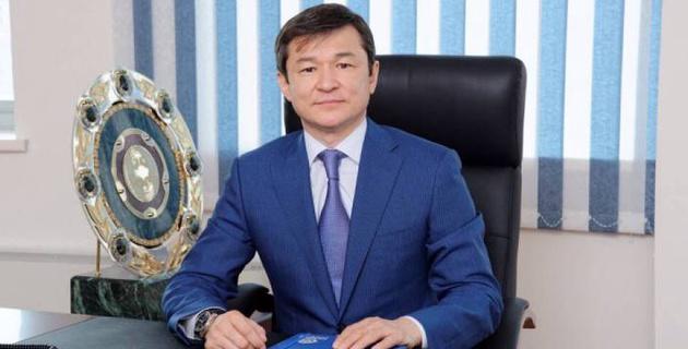 """""""Астана"""" официально объявила об уходе Саяна Хамитжанова с поста президента клуба"""