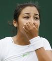 Зарина Дияс проиграла в первом круге турнира WTA в Китае