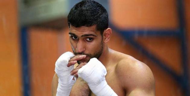 О бое Амира Хана с бывшим абсолютным чемпионом мира будет объявлено на следующей неделе - СМИ