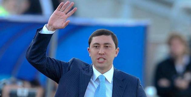 Газзаев возглавил участника еврокубков от Казахстана