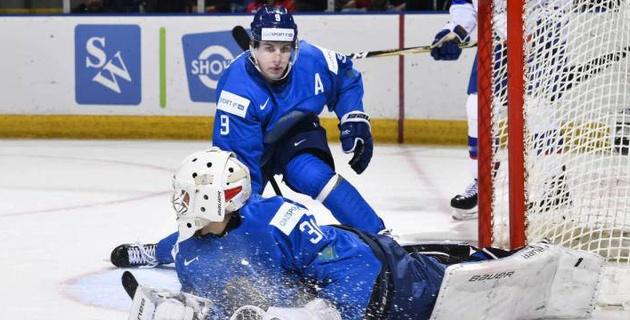 Определился соперник молодежной сборной Казахстана по хоккею за право остаться в элите ЧМ