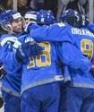 Сборная Казахстана забила Швеции, но проиграла в последнем матче группового раунда МЧМ по хоккею