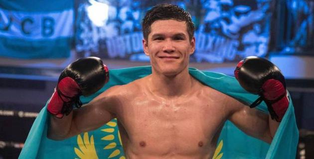 """Данияр Елеусинов и экс-боксер """"Астана Арланс"""" попали в рейтинг самых перспективных боксеров мира"""