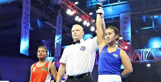 Боксерша сборной Казахстана и двукратная призерка молодежного ЧМ дисквалифицирована за допинг