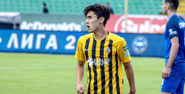"""Покинувший со скандалом """"Кайрат"""" казахстанский футболист вырос в трансферной стоимости"""