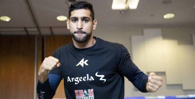 Амир Хан отказался от боя с экс-соперником Головкина ради встречи с действующим чемпионом WBO - СМИ
