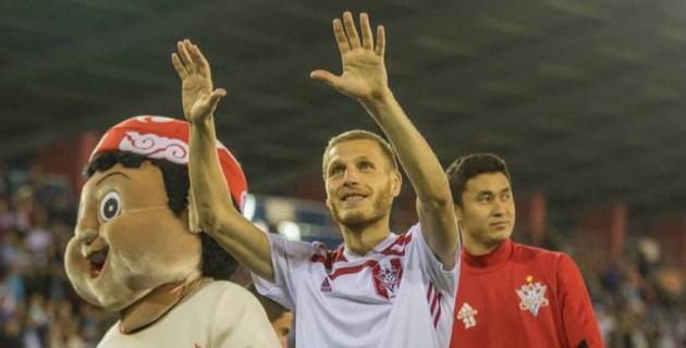 Сербский полузащитник объяснил свое решение продлить контракт с седьмой командой КПЛ