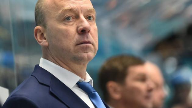 """Тренер """"Барыса"""" прокомментировал вторую победу в 2019 году и решение канадца играть за Казахстан"""