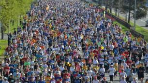 """Стали известны благотворительные цели """"Алматы марафона"""" в 2019 году"""
