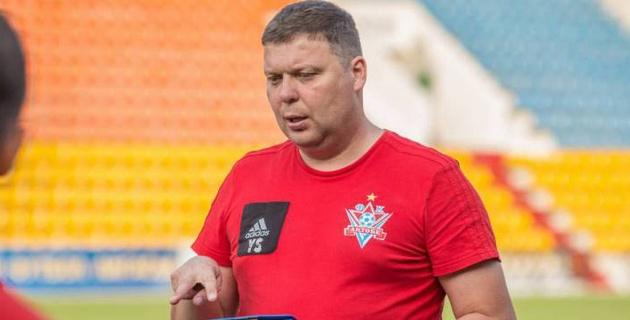 """""""Актобе"""" объявил о назначении нового тренера"""