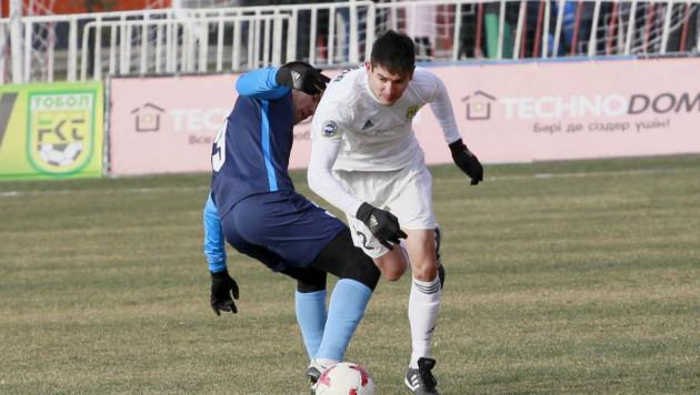 """Футболист """"Тобола"""" прокомментировал информацию об отъезде на сборы с """"Астаной"""""""