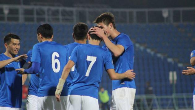 Новичок КПЛ-2019 выбрал в соперники молодежную сборную Узбекистана