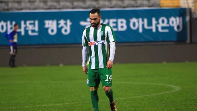 Французский полузащитник пополнил состав казахстанского клуба