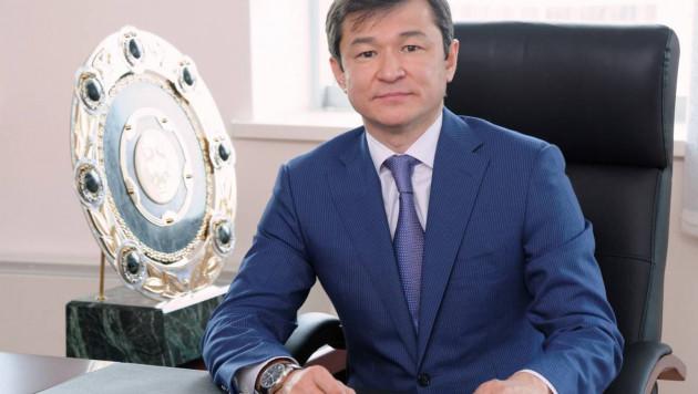 """Саян Хамитжанов после ухода из """"Астаны"""" будет работать в """"Ордабасы"""""""