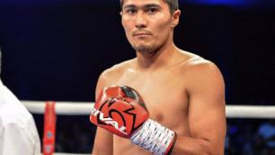 Непобежденный казахстанский боксер нокаутировал мексиканца в США
