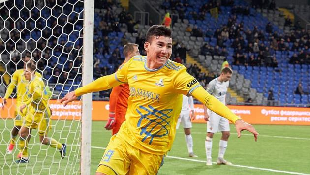 Клуб российской премьер-лиги объявил о переходе футболиста сборной Казахстана