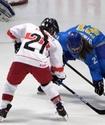 Женская сборная Казахстана со счетом 15:0 разгромила первого соперника на юниорском ЧМ-2019 по хоккею