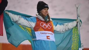 Призерка Олимпиады Юлия Галышева победила на этапе Кубка мира в Калгари
