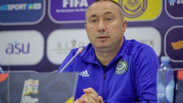 Португальская газета сообщила об интересе зарубежного клуба к главному тренеру сборной Казахстана