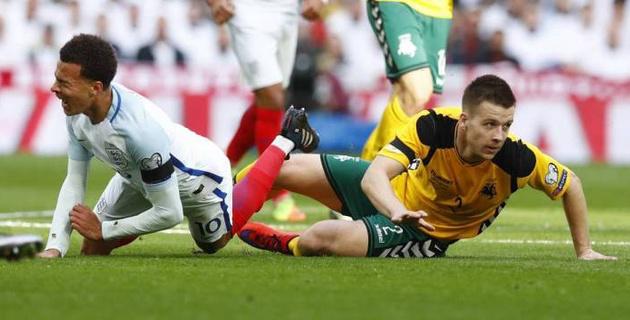Футболист сборной Литвы может перейти в шестую команду КПЛ
