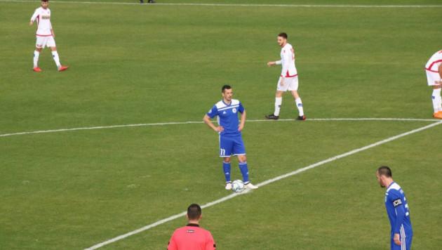 Новичок КПЛ-2019 проиграл дублю швейцарского клуба