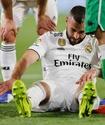 """Футболист """"Реала"""" сломал мизинец и напугал одноклубника"""