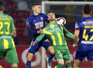 Клуб экс-игроков КПЛ одержал первую победу в чемпионате Португалии в 2019 году