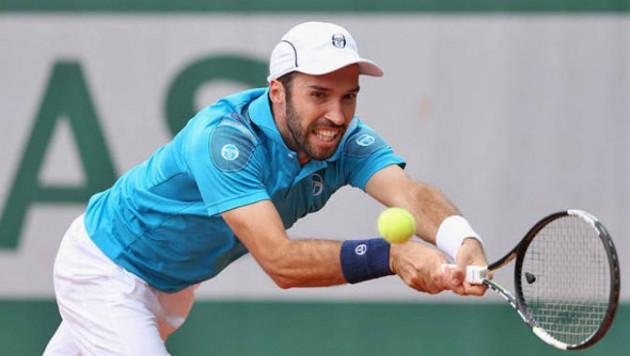 Михаил Кукушкин растерял преимущество в сете с 5:2 и проиграл в первом круге Australian Open