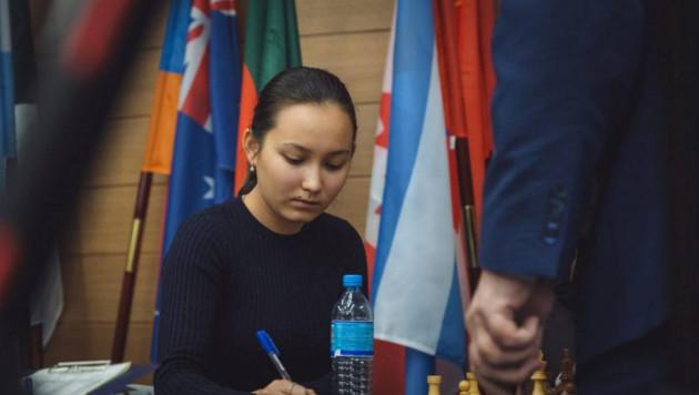 Казахстан будет представлен на турнире десяти сильнейших шахматисток мира в США