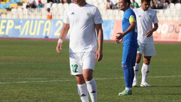 Экс-нападающий сборной Казахстана по футболу стал свободным агентом