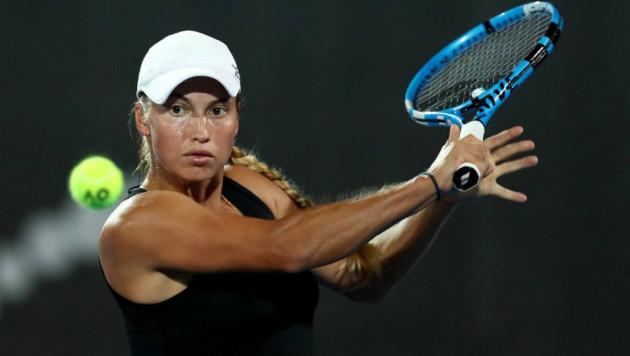 Путинцева отдала в решающем сете шесть геймов подряд и проиграла во втором раунде Australian Open