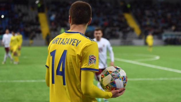 Сборная Казахстана по футболу проведет товарищеский матч против Молдовы