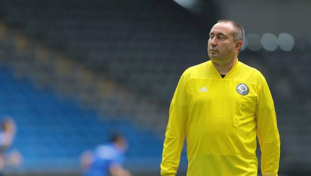 В КФФ объявили об уходе Станимира Стойлова с поста главного тренера сборной Казахстана