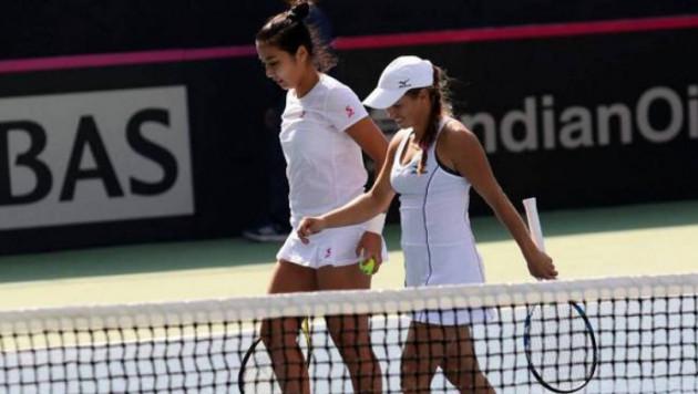 Путинцева в паре с Дияс вышли во второй круг Australian Open