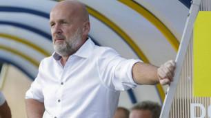Новый тренер сборной Казахстана озвучил условия контракта и план подготовки к отбору на Евро-2020