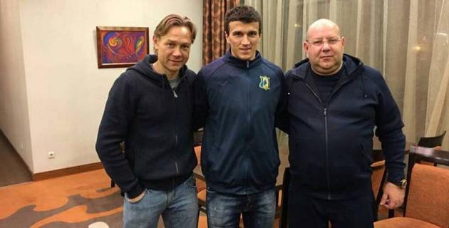 Российский клуб подписал пойманного на кокаине футболиста на позицию казахстанца Зайнутдинова