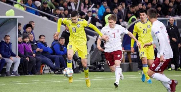 Футболист сборной Казахстана отправился с российским клубом на сбор в Катаре