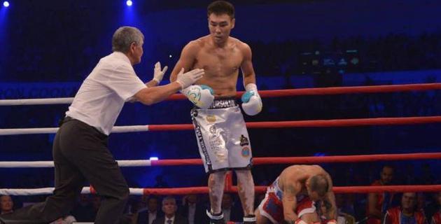 Казахстанский боксер после победы над спарринг-партнером Мэнни Пакьяо получил место в рейтинге WBC
