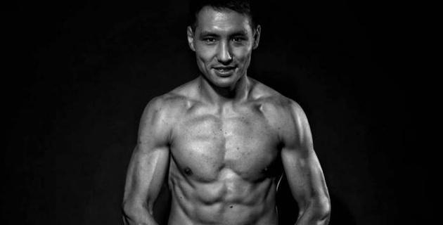 """""""Познакомил с казахским боксом"""". Алимханулы провел спарринг с выбывшим на три года после нокаута от Головкина американцем"""