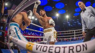 Бой молодежного чемпиона мира за титул от WBC покажут в Казахстане в прямом эфире