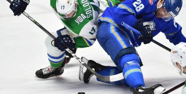"""99 очков от лучших в """"Барысе"""", или почему команда Скабелки может пройти """"Салават Юлаев"""" в плей-офф КХЛ"""