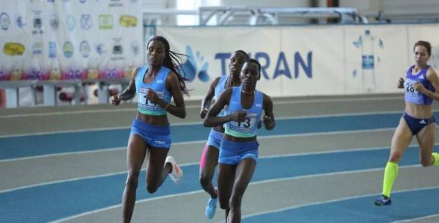 Кенийские легкоатлеты перешли под флаг Казахстана