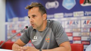 """Стала известна зарплата экс-тренера """"Кайрата"""" в новом клубе"""