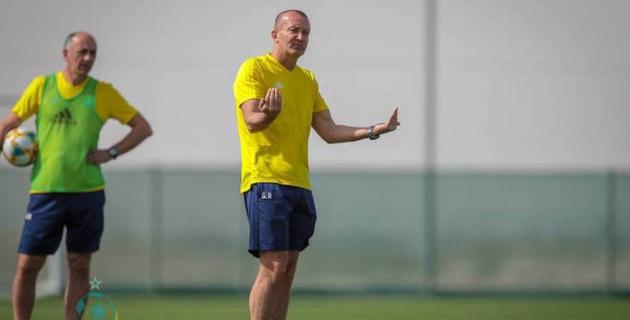 """Тренер """"Астаны"""" прокомментировал победу с красивым голом Томасова в первом матче в 2019 году"""
