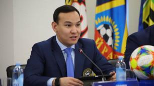 Президент ПФЛК рассказал о введении допинг-контроля в КПЛ, дате финала Кубка РК и новых клубах