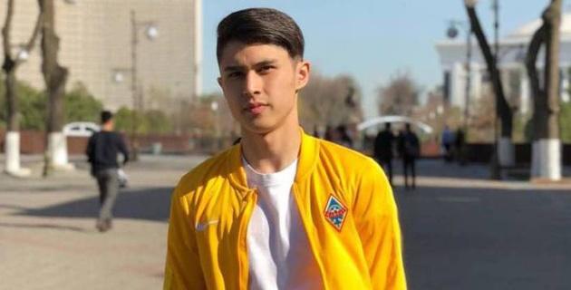 Российский клуб намекнул на переход 20-летнего казахстанского футболиста
