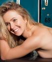 Украинская теннисистка украсила обложку эротического календаря