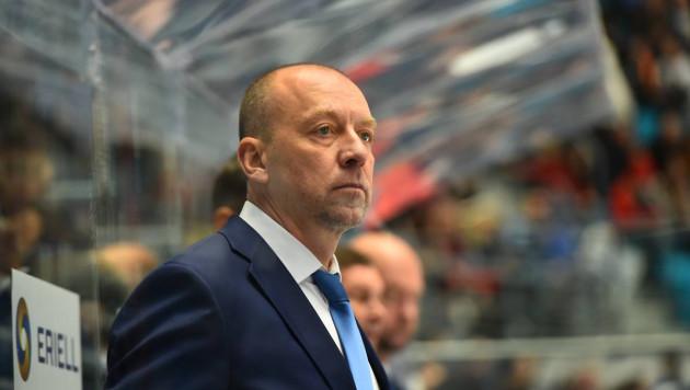 """Тренер """"Барыса"""" рассказал о победе над ЦСКА и поблагодарил своих хоккеистов"""